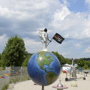 The Adventure Series: Space Museum In Germany