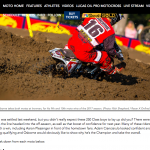 Pro Motocross Zach Osborne